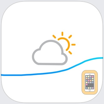 Meteogram by Michal Frankowski (iPad)