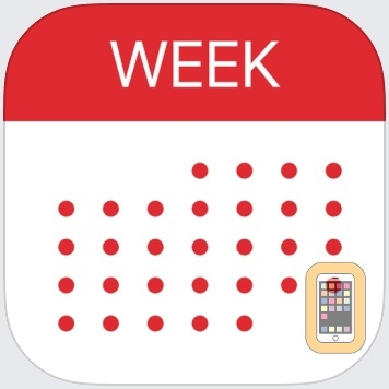 WeekCalendar by WeekCal B.V. (Universal)