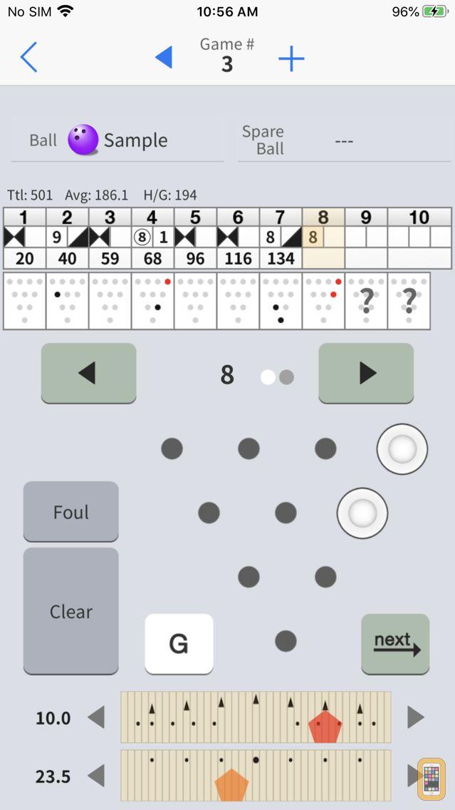 Screenshot - Best Bowling LT
