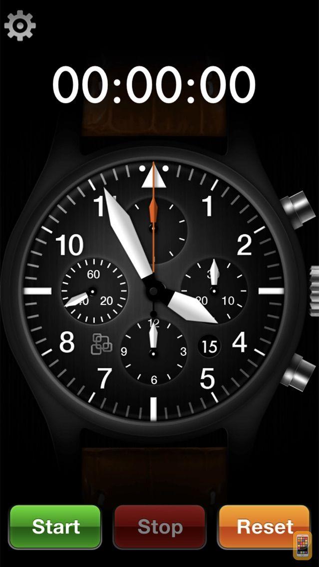 Screenshot - Stopwatch++