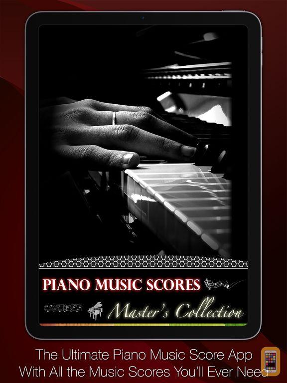Screenshot - Piano Music Scores