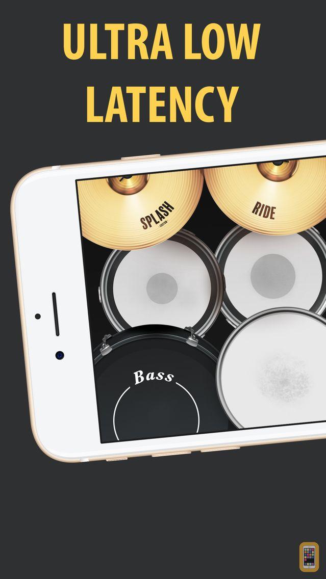 Screenshot - Double Kick - Pro Drum Kit