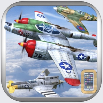iFighter 1945 by EpicForce Entertainment Ltd. (iPhone)