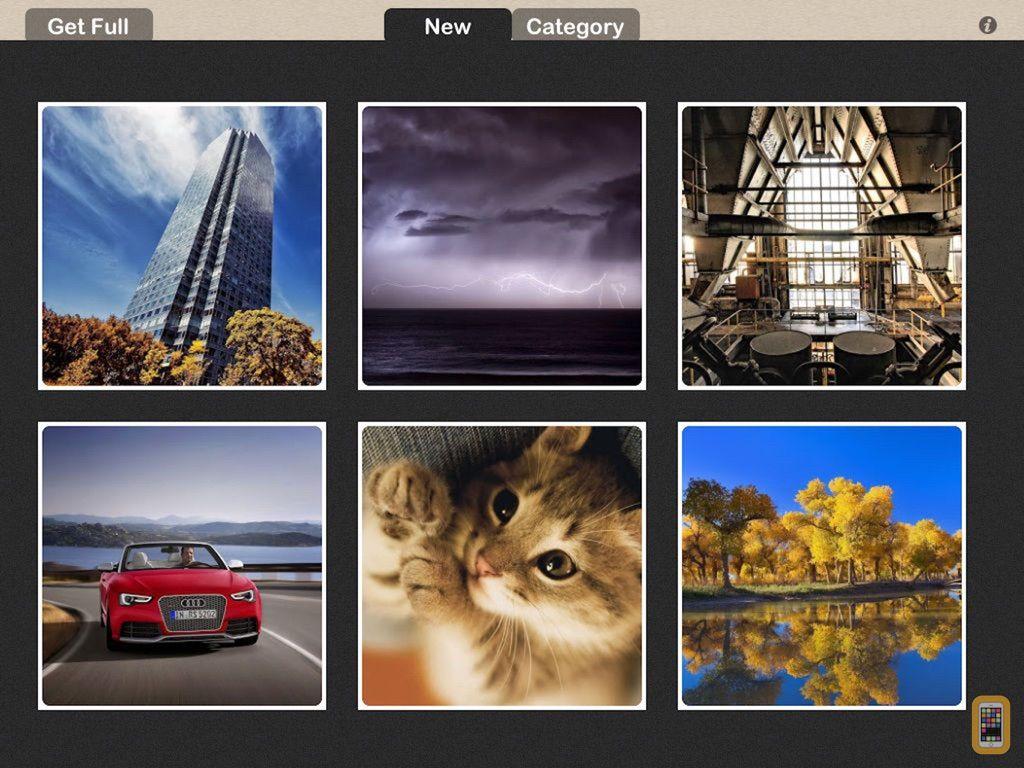 Screenshot - Wallpaper Collection HD