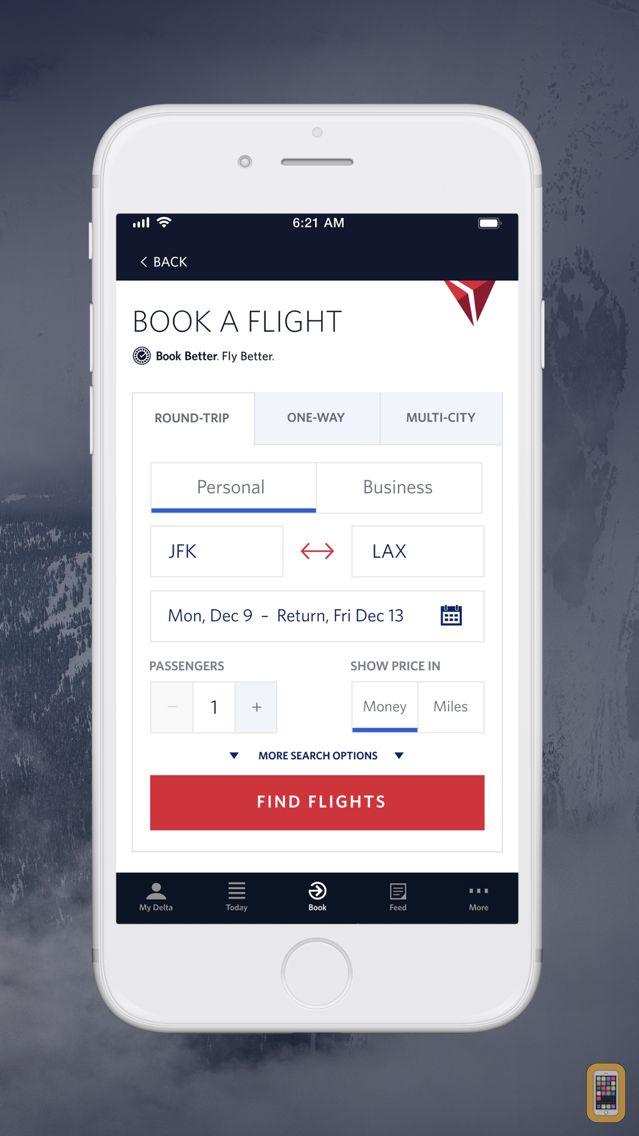 Screenshot - Fly Delta
