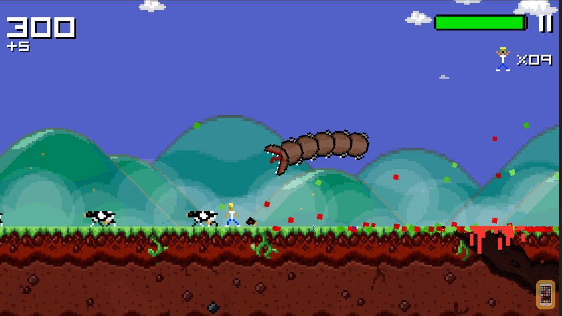 Screenshot - Super Mega Worm