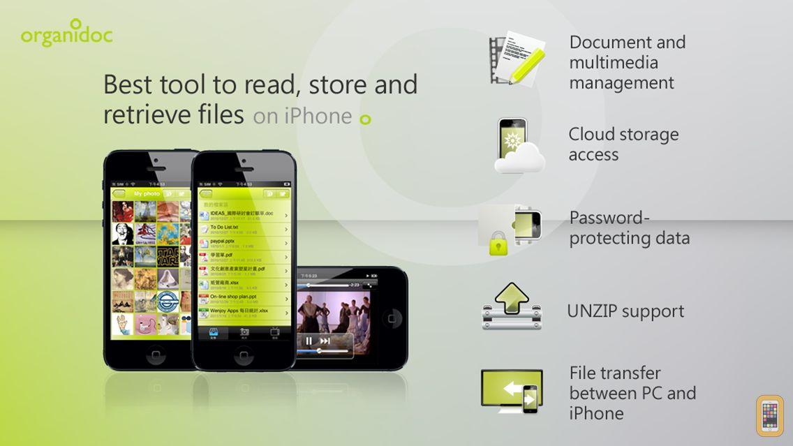 Screenshot - OrganiDoc