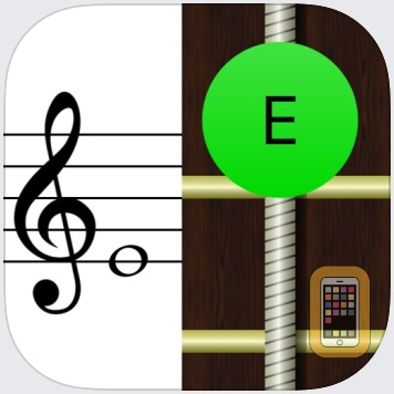 Guitar Sight Reading Trainer by Rolfs Apps (Universal)
