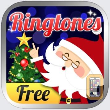 Free Christmas Ringtones! - Christmas Music Ringtones by Mobgen Apps Inc (Universal)
