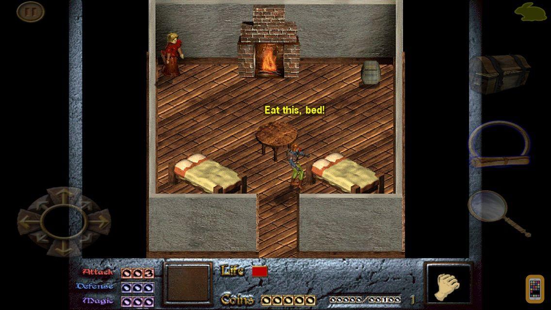 Screenshot - Dink Smallwood HD