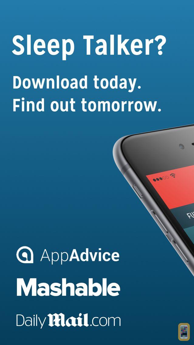 Screenshot - Sleep Talk Recorder