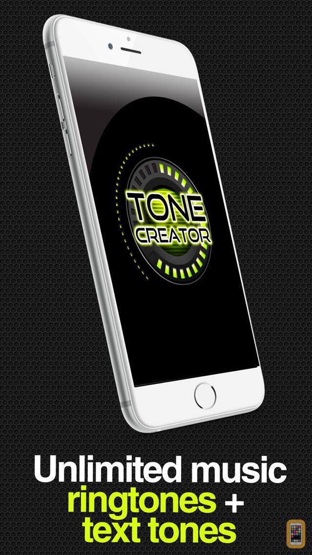 Screenshot - ToneCreator Pro - Create text tones, ringtones, and alert tones!