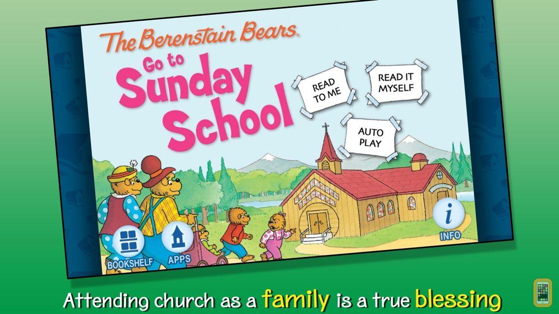 Screenshot - The Berenstain Bears Go to Sunday School