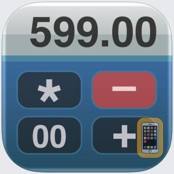 Adding Machine 10Key iPhone by Richard Silverman (iPhone)