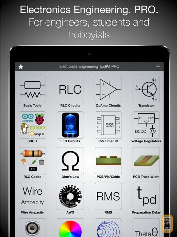 Screenshot - EE ToolKit PRO for iPad