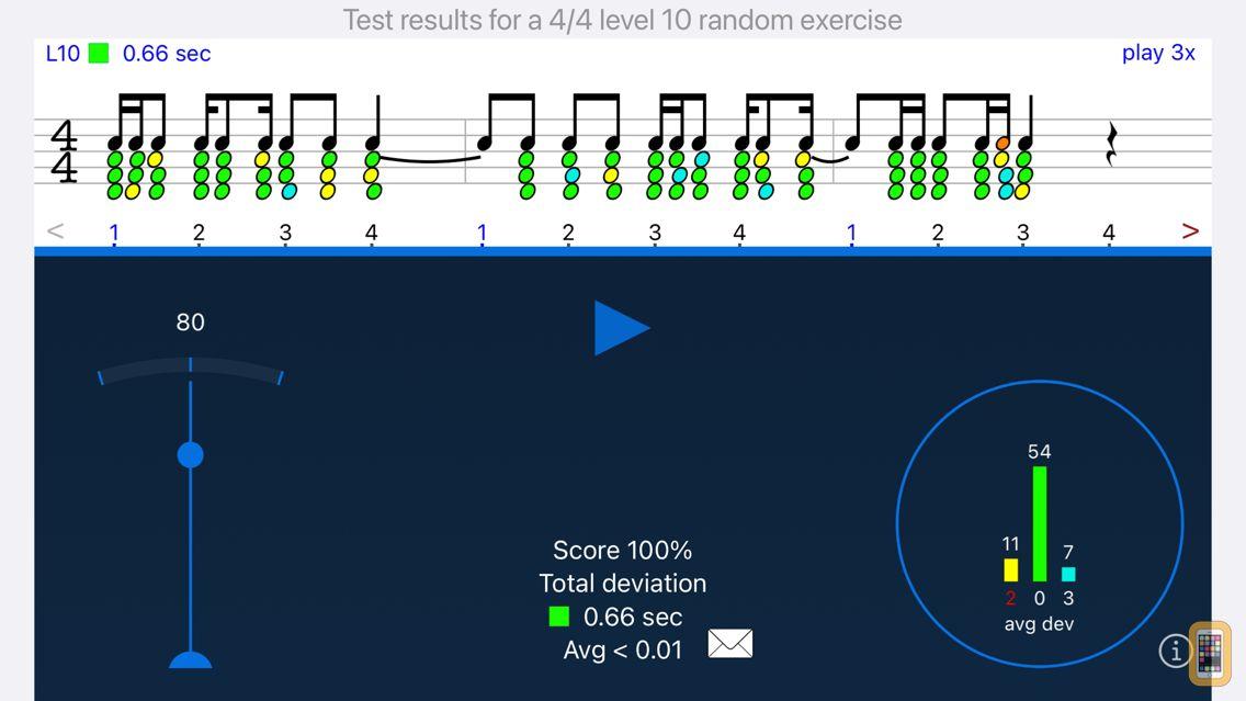 Screenshot - Rhythm Sight Reading Trainer