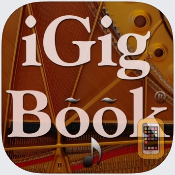 iGigBook Sheet Music Manager 6 by Black & White Software LLC (iPad)