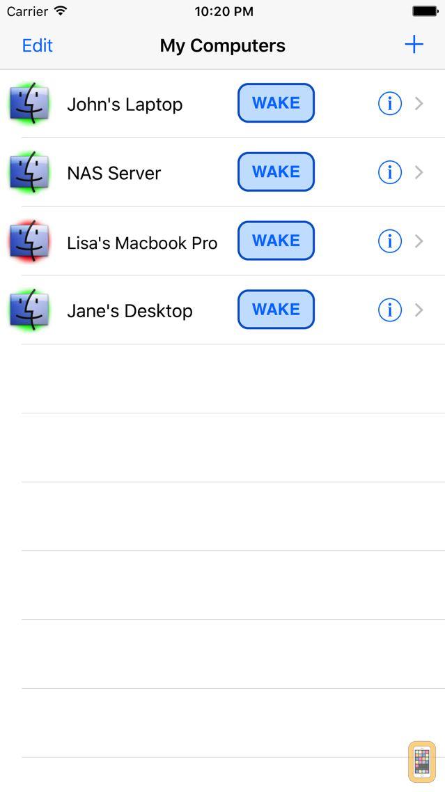 Screenshot - Wake