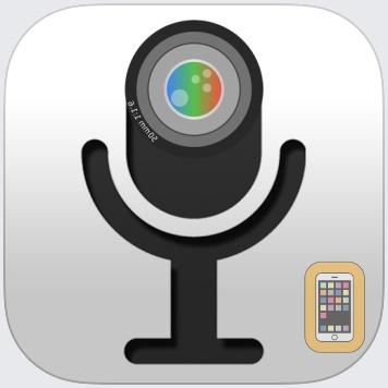 Camera Mic by Gamblus LLC (iPhone)