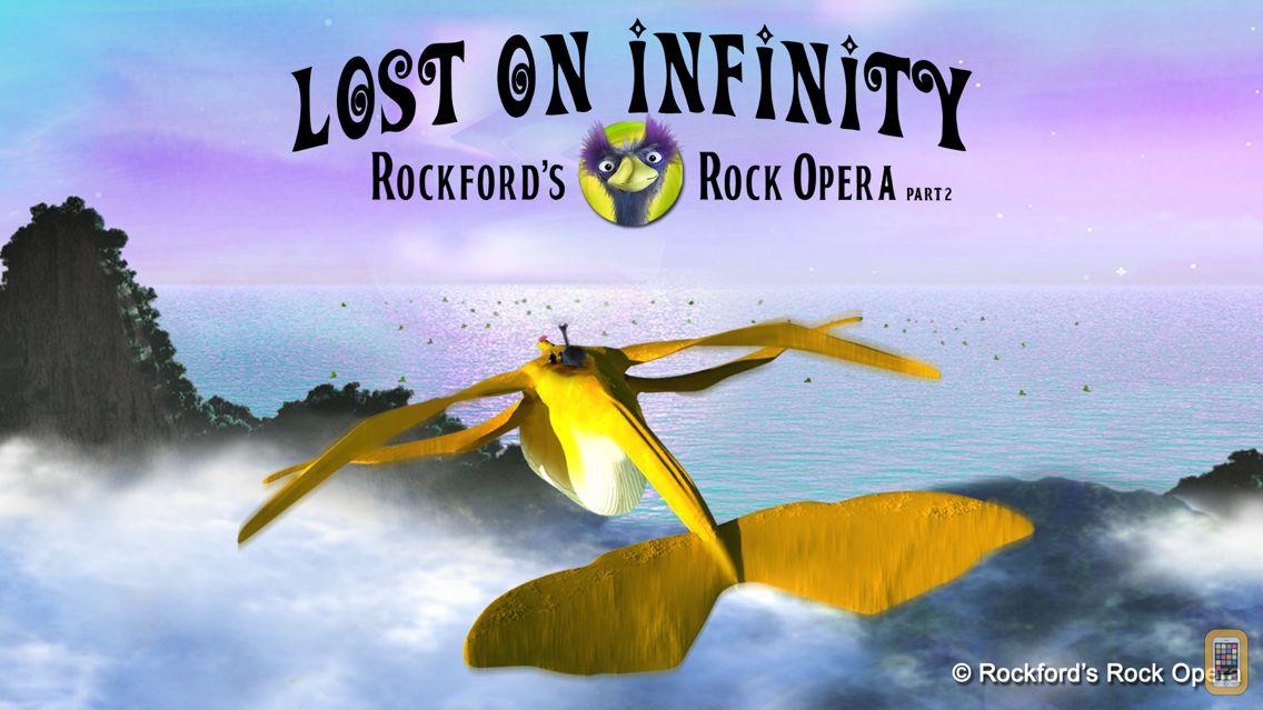 Screenshot - Lost on Infinity – Audiobook 2