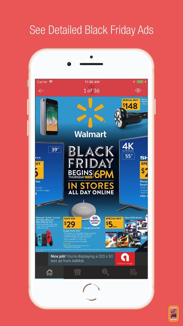 Screenshot - Black Friday 2016 Ads App - BlackFriday.fm