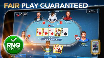 Screenshot - Texas Poker: Pokerist Pro