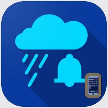 Rain Alarm - Weather Radar by Carlos Aviles Software (Universal)