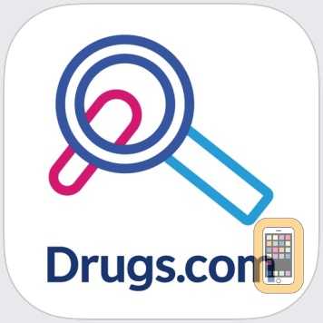 Pill Identifier by Drugs.com by Drugs.com (Universal)