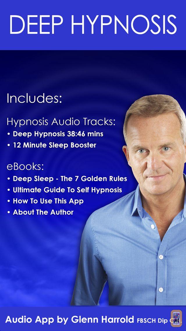 Screenshot - Deep Hypnosis with Glenn Harrold