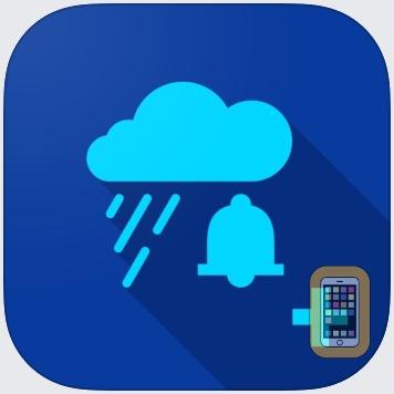 Rain Alarm Pro Weather Radar by Carlos Aviles Software (Universal)