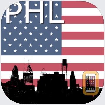 Philadelphia Map by CITY APP (Universal)