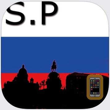 St Petersburg Map by CITY APP (Universal)