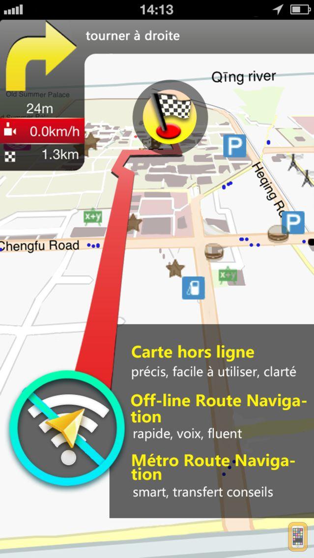 Screenshot - St Petersburg Map