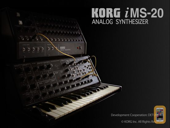 Screenshot - KORG iMS-20