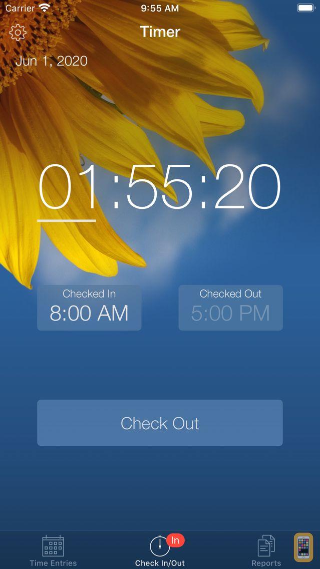 Screenshot - Week Timer