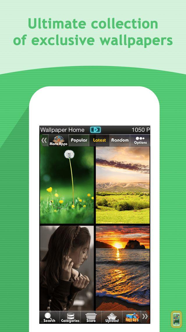 Screenshot - HD Wallpapers Backgrounds
