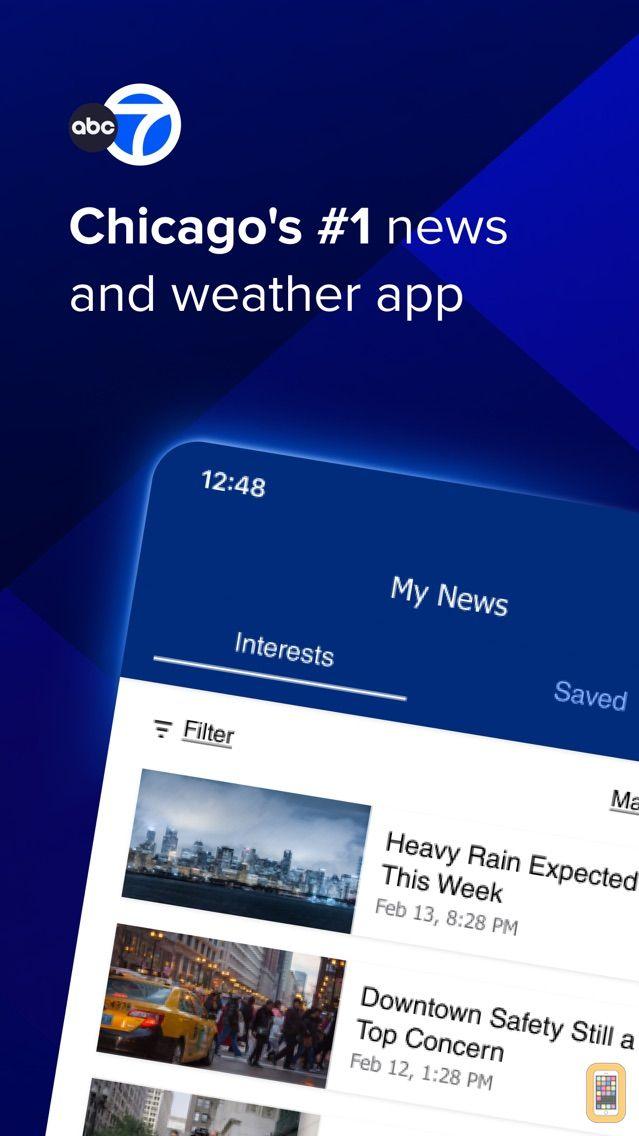 Screenshot - ABC 7 Chicago
