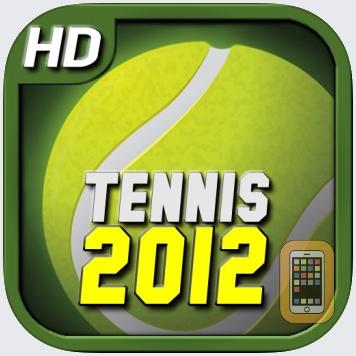 TouchSports Tennis 2012 HD by thomas fessler (iPad)