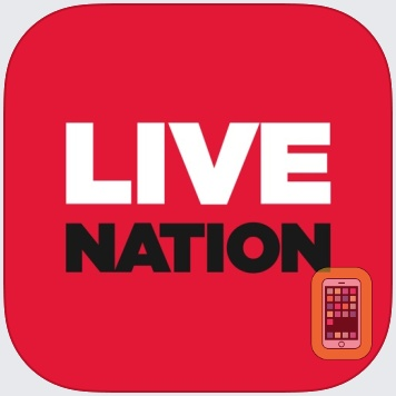 Live Nation – For Concert Fans by Live Nation Entertainment (Universal)