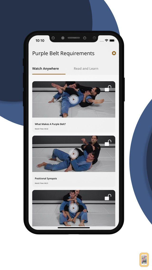 Screenshot - Brazilian Jiu Jitsu: Purple Belt Requirements