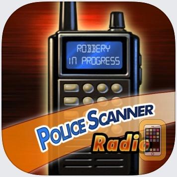 Police Scanner Radio by LogiCord LLC (iPhone)
