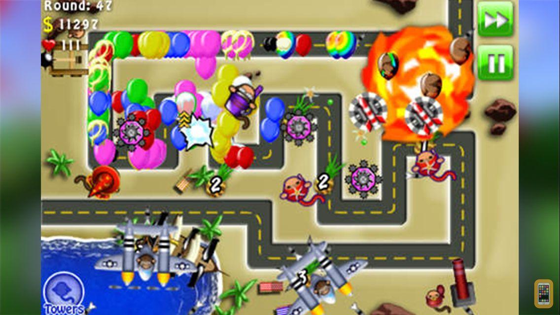 Screenshot - Bloons TD 4