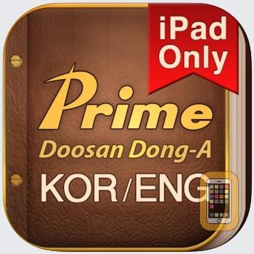 프라임 영한/한영사전 HD by Dong-A publishing Co., Ltd (iPad)