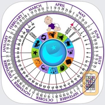 Pregnancy Wheel HD by TenTal (Universal)