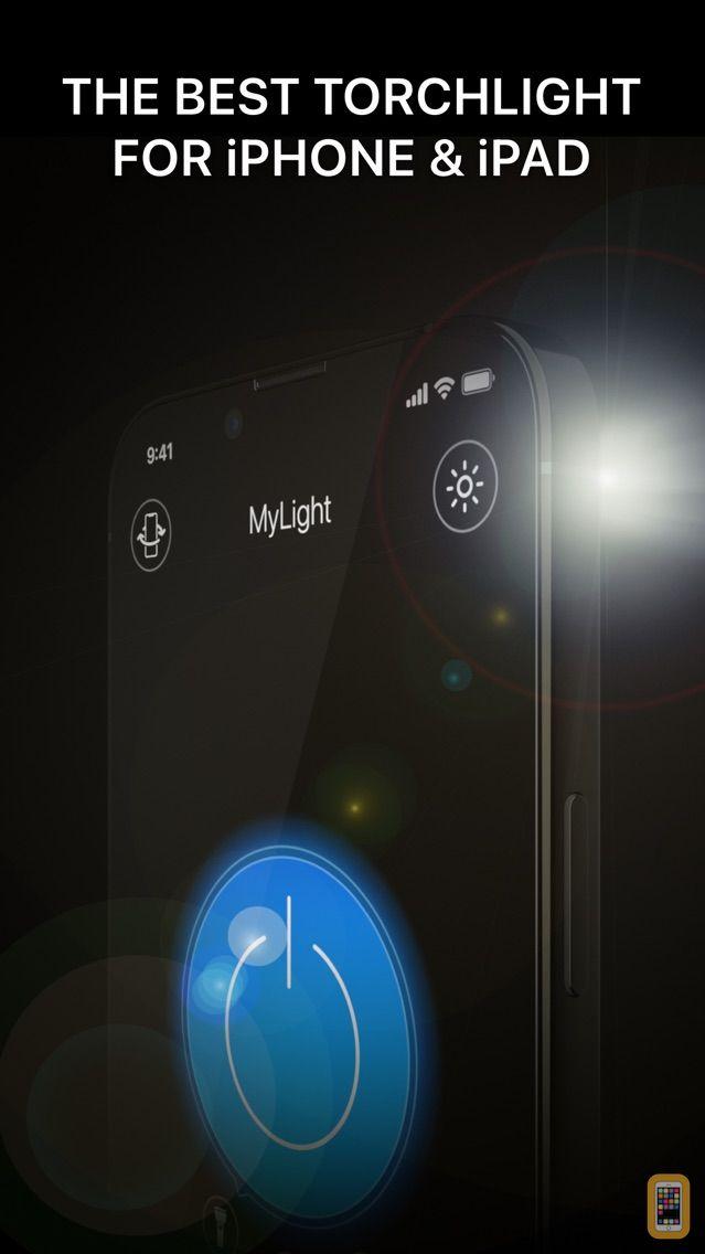 Screenshot - MyLight - Flashlight