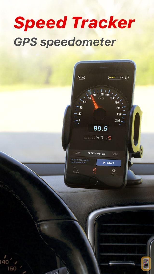 Screenshot - Speed Tracker. Pro