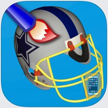 Football Helmet 3D by Y Lau (Universal)