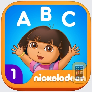 Dora ABCs Vol 1: Letters & Letter Sounds by Nickelodeon (Universal)