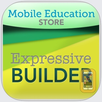 Expressive Builder by Mobile Education Store LLC (iPad)