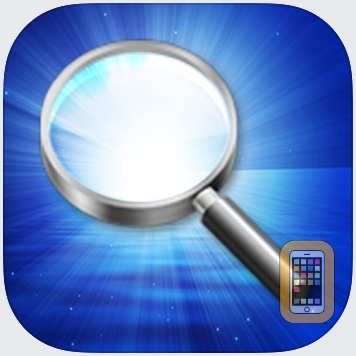 Magnifying Glass With Light by Falcon In Motion LLC (Universal)